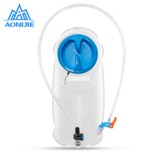AONIJIE 1.5L 2.5L Soft Reservoir Water Bladder Hydration Pack Storage Bag BPA Free Running Vest Backpack