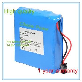 Производители продаж запасной аккумулятор для ЭКГ для ML700 биомедицинской медицинской батареи