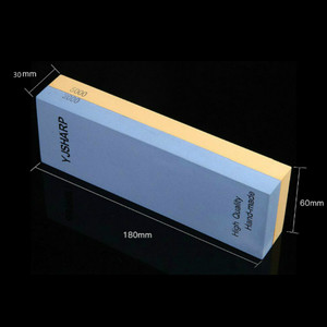 Image 2 - Adaee Russia Favourite Double Sides Sharpening Stone 2000 5000 Grit For Pruning Shear With Size 7.1*2.4*1.1