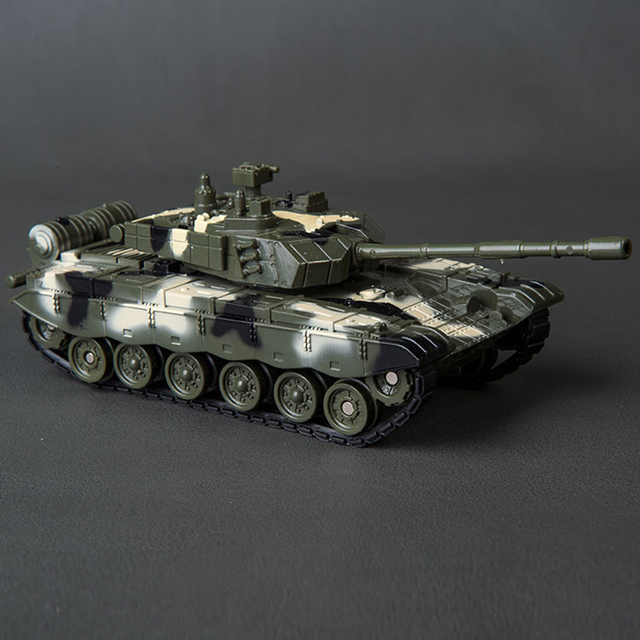 6e8aec0e7d1c69 Hot Children 1 48 Scale Diecast Camouflage Tank Kits Military Model  Collection Vehicle Toys for Boy Gift A077