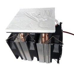 12V 240W Peltier Chip półprzewodnikowa płyta chłodząca lodówka o dużej mocy wspomagana komputerowa płyta chłodząca w Części do lodówki od AGD na
