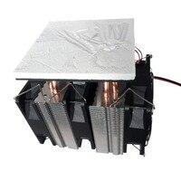12V 240W 펠티어 칩 반도체 냉각 판 냉장고 대형 전원 보조 컴퓨터 냉각 판|냉장고 부품|가전 제품 -
