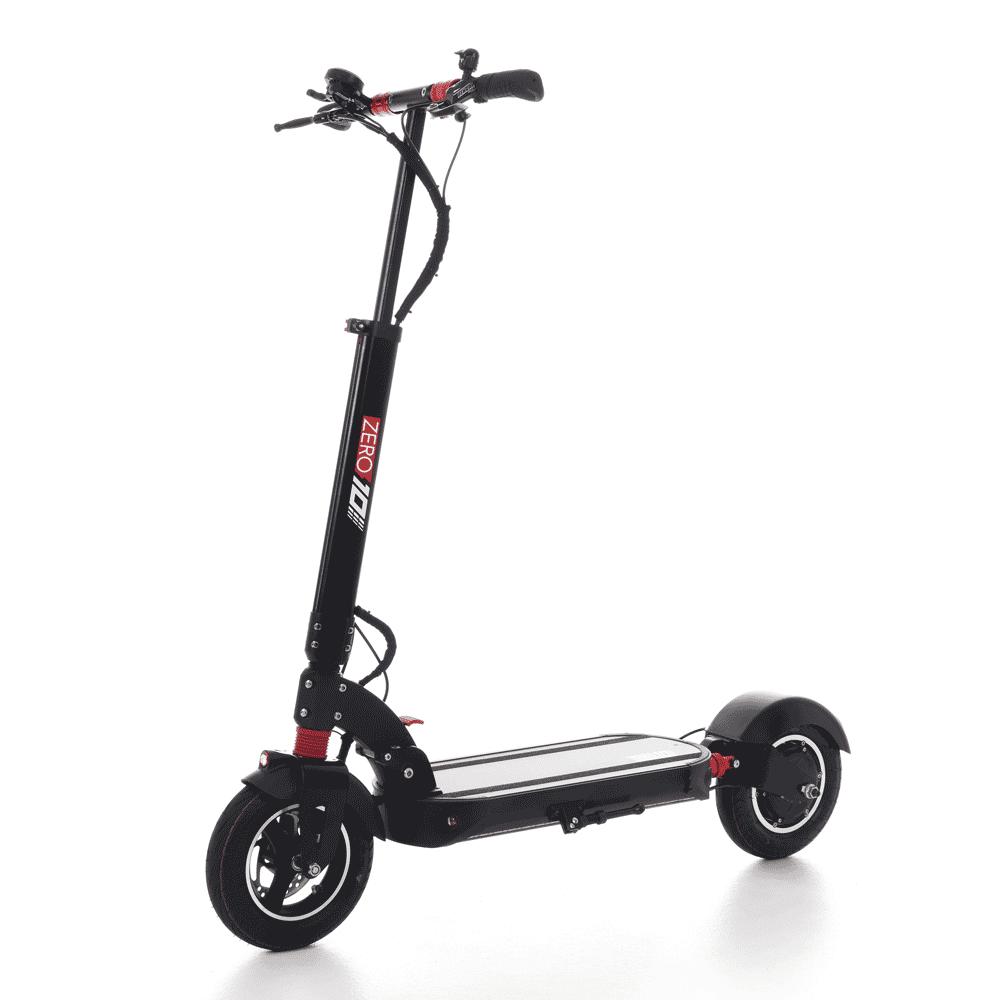 Mais novo Zero 10 10 polegada mini scooter scooter elétrica dobrável leveza em vez de andar de scooter scooter Universal