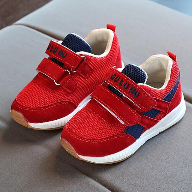 21c11834e حذاء أحمر حذاء طفل أطفال بنات لينة وحيد الأولاد المدرسة الترفيه رياضة  المرأة عارضة مسطحة أحذية