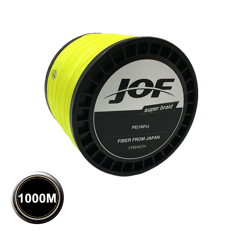 8 STRANDS 100M PE flettet fiske linje Super Sterk Japan Multifilament Line Jig Carp Fish Line Wire