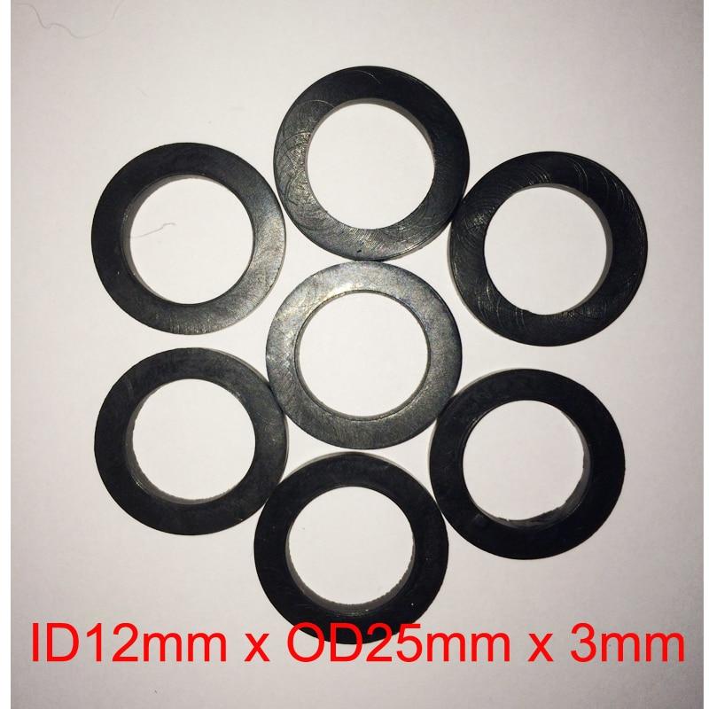 50 PCS NBR rubber flat gasket o ring sealing faucet plumbing hose ...