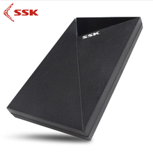 SSK SHE088 USB three.zero HDD Enclosure 2.5 Inch SATA HDD CASE Serial port exhausting disk field Exterior Harddisk HDD Enclosure field