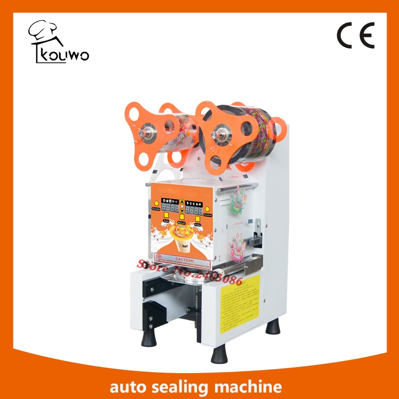 KW-H2 fully automatic sealing package machine for plastic cup food sealer machine for sales панель декоративная awenta pet100 д вентилятора kw сатин