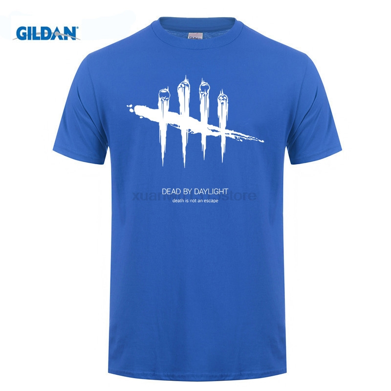 GILDAN Dead by Daylight The game theme Mens and womens short sleeve T-shirt