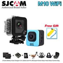 Original SJCAM M10 Wifi 1.5 LCD Screen NTK96655 Action Camera Upgrade mini SJ CAM 4000 Series 30m Waterproof plus Mini Sport DV