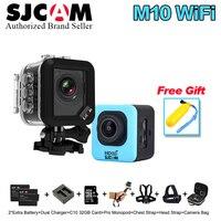 Original SJCAM M10 Wifi 1 5 LCD Screen NTK96655 Action Camera Upgrade Mini SJ CAM 4000