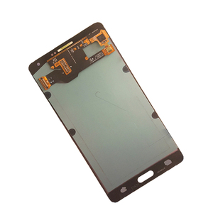 Image 3 - AMOLED Für Samsung Galaxy A7 2015 A700 A700F A700FD LCD Display Touchscreen Digitizer Montage Für Galaxy A7 2015 Telefon teile