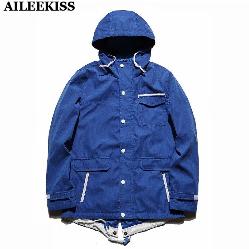 Buy 2017 New Design Men Fashion Zipper Autumn Jacket High Street Slim Fit Young Boy Korean Style Casual Spring Windbreaker XT336