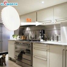 VisWorth 6Pcs/Lot 5W Led Lamp GX53 SMD2835 SpotLight Frosted PC Cover Cabinet Light 3000/6000K Led Bulb For Livingroom