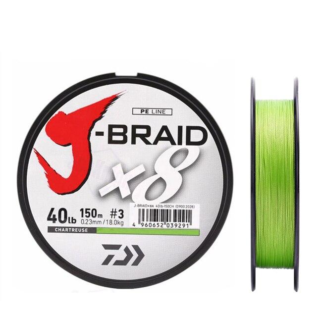 Awesome Fishing Line Daiwa Original 8 Braided Fishing Lines cb5feb1b7314637725a2e7: 150M Grass Green|150M Green|150M Multicolored|300M Grass Green|300M Green|300M Multicolored