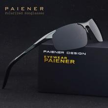 Brand Designer Aluminum Magnesium Men's women Sun Glasses UV Polarzed glasses Mirror lens Male Eyewear Sunglasses For Men women