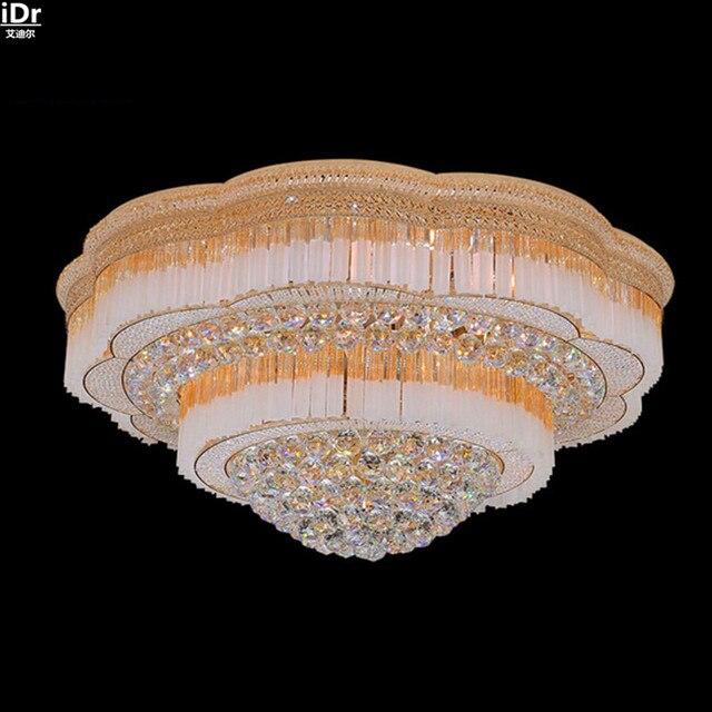 Led Moderne Goldenen Wohnzimmer Esszimmer Beleuchtung Xin Halle