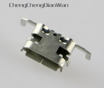 ChengChengDianWan, cargador de alimentación Micro USB, puerto de base de conector para Xbox One, mando, piezas para reparar controlador