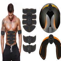 Smart EMS Hüften Trainer Elektrische Muscle Stimulator Wireless Gesäß Bauch ABS Stimulator Fitness Körper Abnehmen Massager