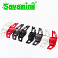 Savanini Shift Paddles Blade Style For Vw golf MK6 git cc tiguan Octavia ! Fashion Style! Cool ! with 3M sticker