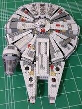 Juego de construcción Star Wars Halcón Milenario
