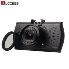 A12 Ambarella DVRs Câmera Do Carro DVR FHD 1440 P Night Vision Painel de HDR Camcorder Video Recorder Dashcam Com GPS Logger CPL