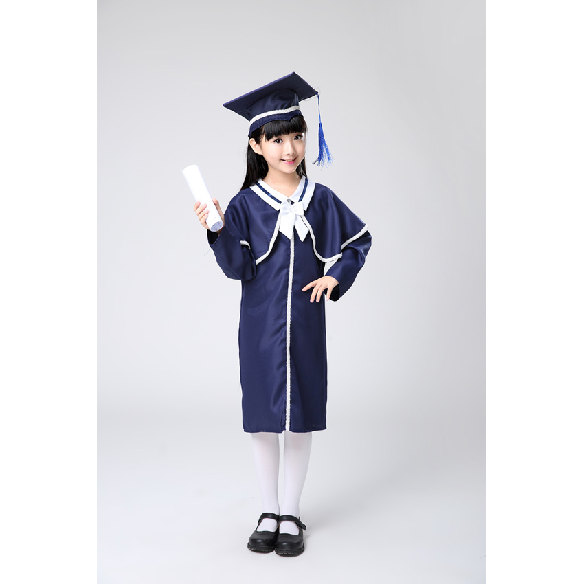Toddler Boys Doctor Cosplay Costumes Graduation Bachelor Children ...