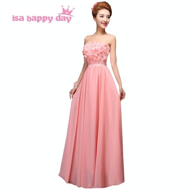 isa happy day bride maid dress chiffon bridesmaid dresses 4a973b02dde8
