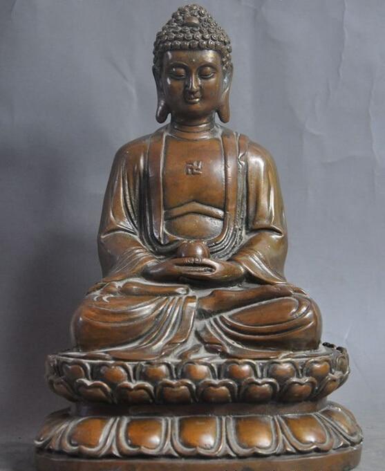 9 tibet buddhism bronze seat lotus sakyamuni Shakyamuni buddha hold bowl statue9 tibet buddhism bronze seat lotus sakyamuni Shakyamuni buddha hold bowl statue
