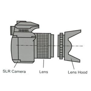 Image 5 - 58 مللي متر المسمار في زهرة عدسة هود لكانون EOS 1300D 1200D 800D 760D 750D 700D 650D 600D 100D 80D 70D 77D 60D و 18 55 مللي متر عدسة