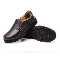 сургут мужские туфли из натуральной кожи платье в деловом стиле мокасины туфли без каблуков слипоны новые мужские ботинки лёгкие платье для мужчин с бизнес обувь 38-48
