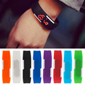 Men Women Rubber LED Watch Sports Reloj Bracelet Digital Wrist Watch Fashion Relogio Masculino feminino New Arrivals