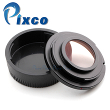 Pixco Optical Lens Adapter Suit For M42 lens To Nikon  D800 D600 D80 D700 D300S D4 D3X D3S D800E D70 D90 D7000 D300S Camera quick release l plate bracket 1 4 screw mount for nikon d7500 d7200 d5600 d850 d810a d800 d750 d610 d500 d300s d90 d5 d4s d4 d3x