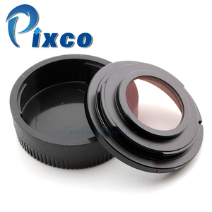 Image 1 - Pixco M42 Nik With Infinity Focus Glass Lens Adapter Ring Suit For M42 to suit for Nikon Camera D750 D8