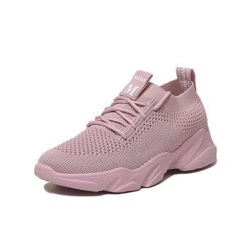 Zapatillas Para Femenina Deportivos Gimnasio Tenis Mujer Estabilidad Deporte 2019 Zapatos Cómodos Verano Nuevos De eWYE2IDH9