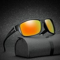 2018 New arrival design Fashion polarized Sunglasses Men Travel Sun Glasses sport sunglass For Male driving Eyewear 1825
