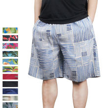 71225a02b1 100% Heavy Pure Silk Casual Pants Beach Plus Size Loose Pajama Lounge  Shorts Natural Silk