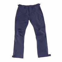 Wo Для мужчин s Водонепроницаемый дышащие непромокаемые штаны Для мужчин Softshell брюки для Открытый горный кемпинг Пеший Туризм Лыжный спорт п