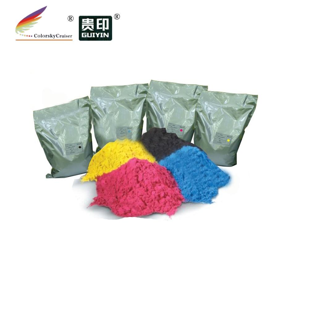 TPKHM-TK543) Премиум цветной копир тонер для Kyocera TK-544 TK 544 TK544 FS-C5100DN FS-C5100 1 кг/цвет FedEx
