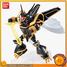 "Japonia Anime ""Digimon Adventure tri"". Oryginalny BANDAI Tamashii narodów NXEDGE styl [DIGIMON UNIT] figurka-Alphamon(China)"