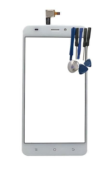 BINYEAE для F6055236-FPC-V1.0 сенсорный экран без ЖК дисплей планшета замена