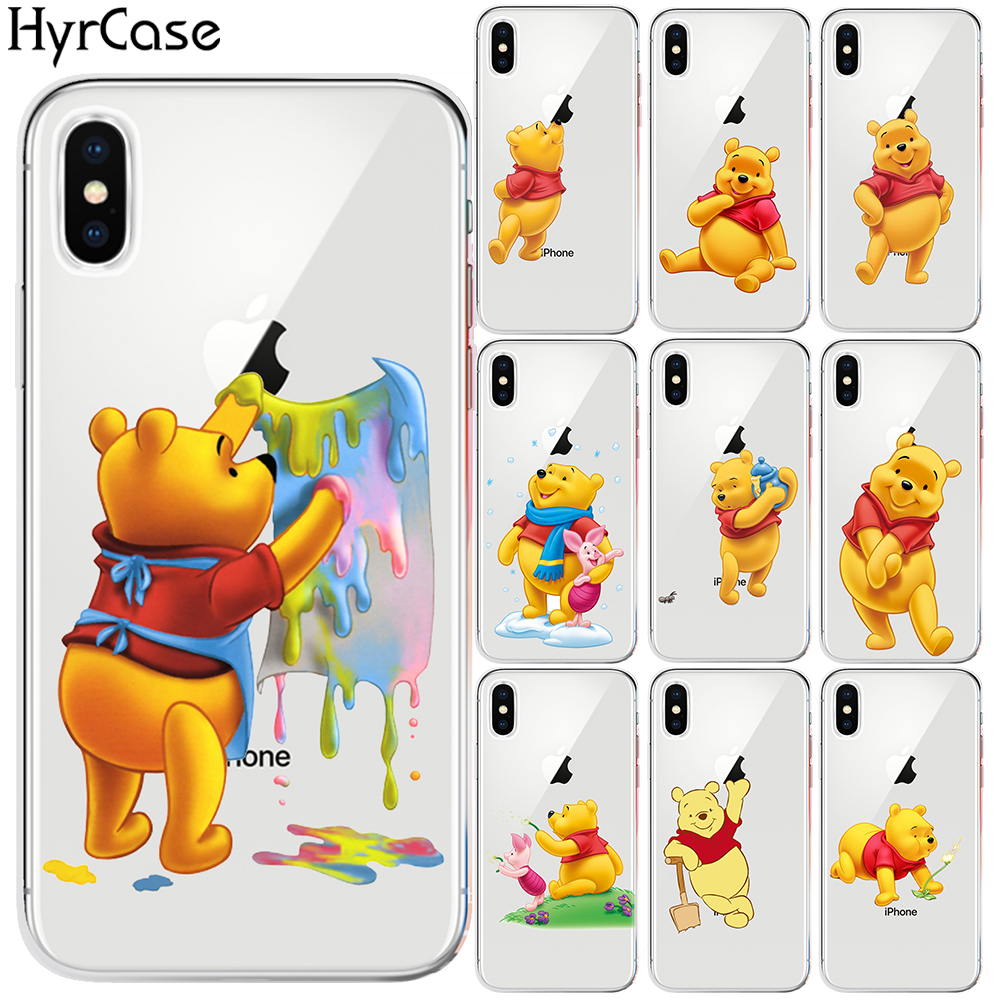 Top 10 Largest Winnie The Pooh Case For Iphone 6 Plus List