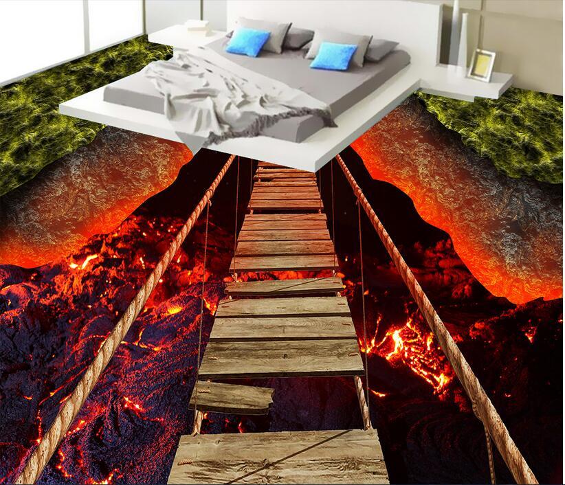 Online buy wholesale rope bridge from china rope bridge for Lava parquet