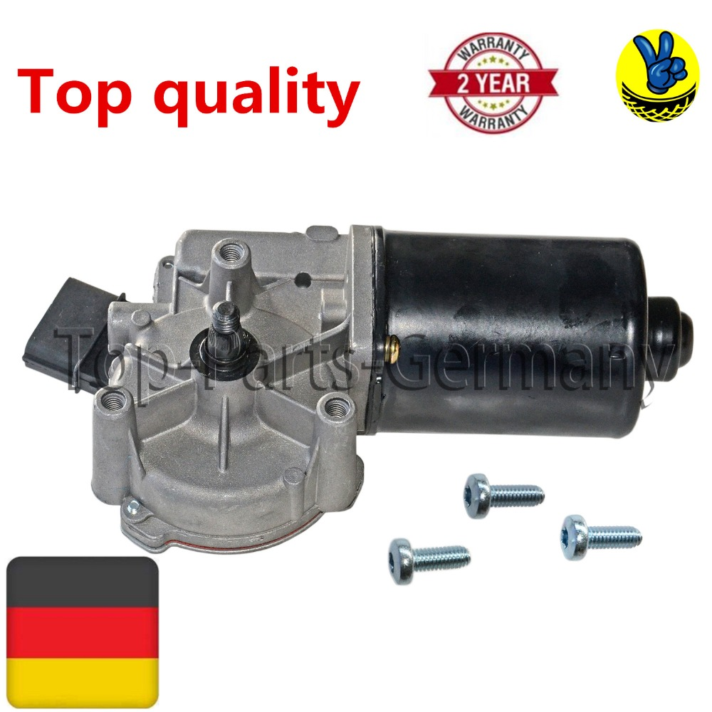 For BOSCH Nissan Almera Tino V10 1.8 2.2 2000-2006 Windscreen Wiper Motor 28815BU000 28815-BU000 0390241373 набор автомобильных экранов trokot для nissan almera n16 2000 2006 на заднюю полусферу 3 предмета tr0551 09