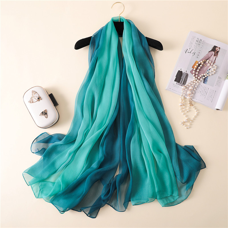 Size 180*140cm 2017 New Silk Scarves Beach Towel Scarf Female Four Seasons Shawls And Scarves Women Scarf