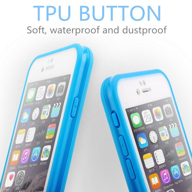 Für iPhone 7 Hülle 360 Vollschutz Ultra Thin Soft TPU - Handy-Zubehör und Ersatzteile - Foto 3