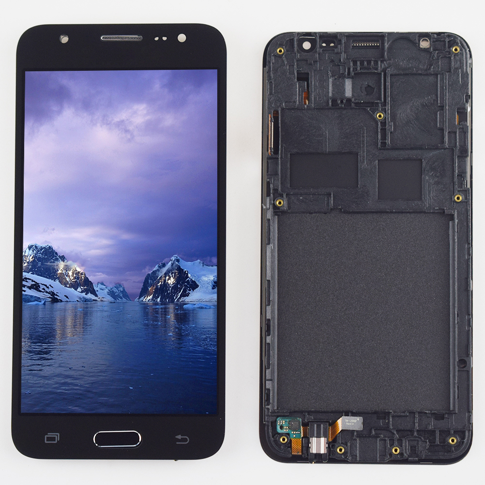 For Samsung Galaxy J500 LCD Display Touch Screen Digitizer Assembly Frame For Samsung J500F Display J500FN J500M J500H DisplayFor Samsung Galaxy J500 LCD Display Touch Screen Digitizer Assembly Frame For Samsung J500F Display J500FN J500M J500H Display