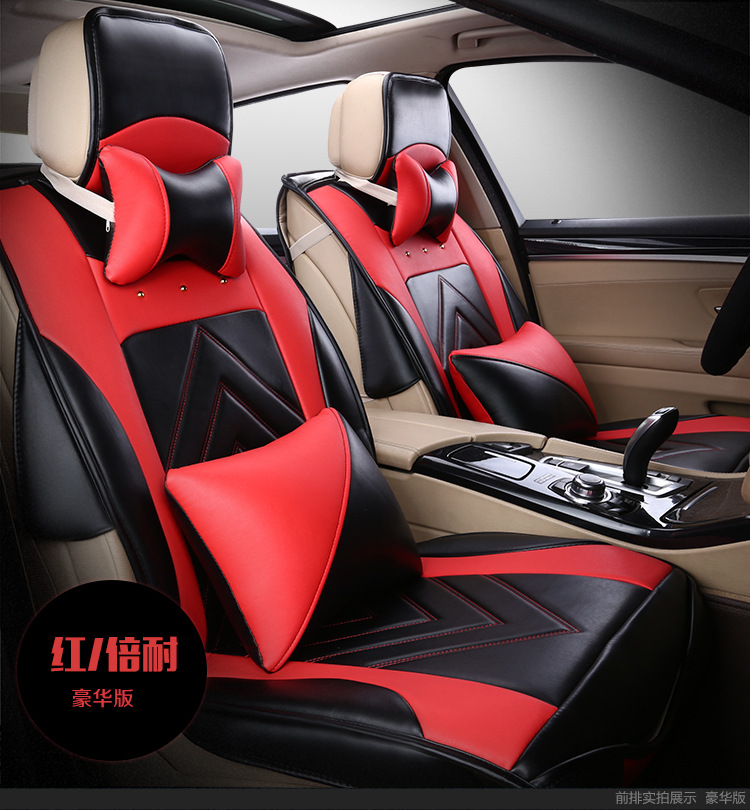 Car Seat Cover Sets >> New Car Seat Cover Cushion Sports Accessories,Car styling Seat Cushion,Green Leather, Safe ...