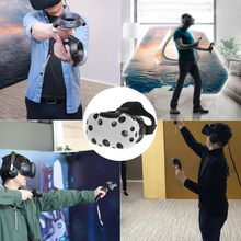 1 Pcs Soft-touch Silicone Rubber Case For HTC VIVE VR  Virtual Reality Headset White Black Colors