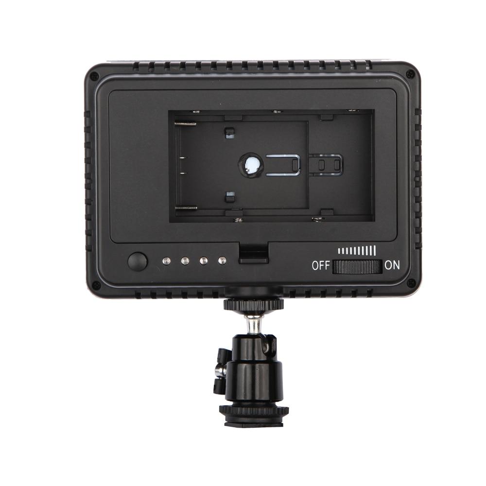 Hot WanSen W160 dritë LED Video Kamera të lehta për Canon Për - Kamera dhe foto - Foto 5